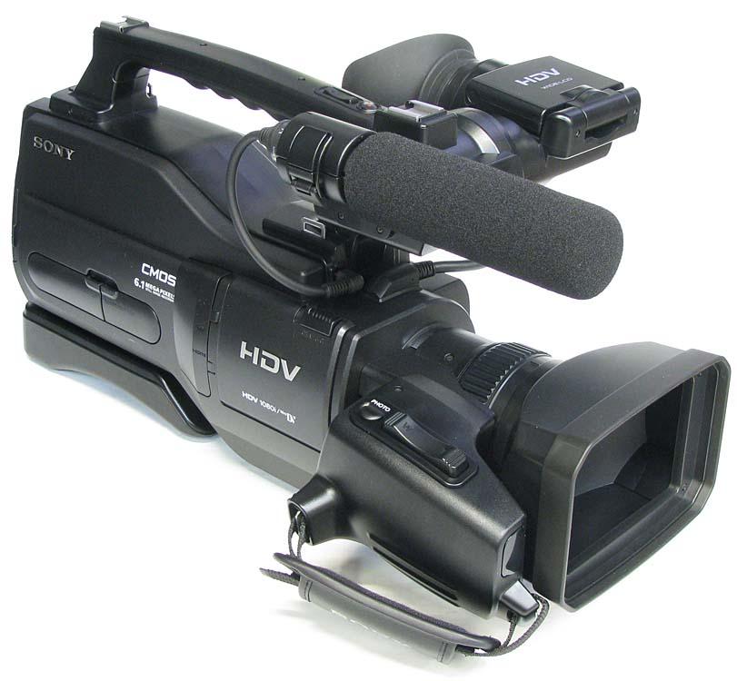 Sony HVR-HD1000 Camcorder