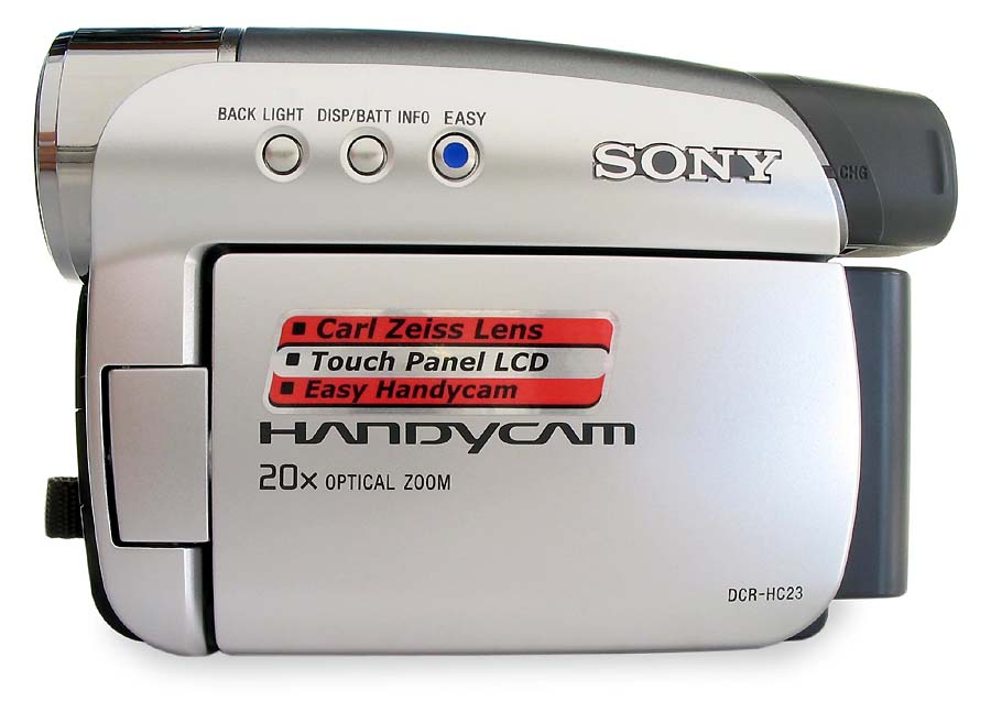 драйвер для sony dcr-hc23e windows 7