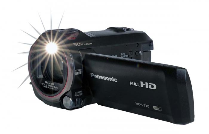 Videokamera Panasonic HC-V770