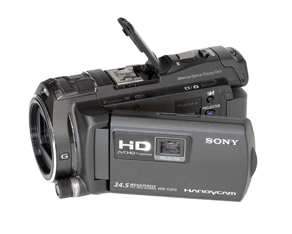Sony Hdr Pj810 Handycam Camcorder