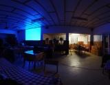 Panorama z WorkShopu16 - jídelna rekreačního střediska